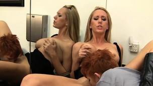 big boobs blonde boobs