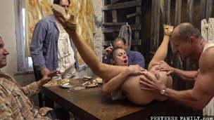 anal anal sex brutal