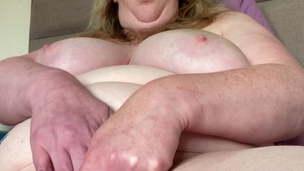 bbw big tits british