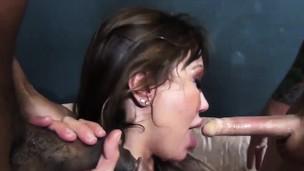 asian big boobs blowjob
