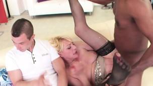 blonde cuckold hd